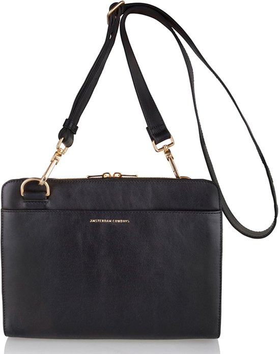 Amsterdam bag Armadale Cowboys handtassen zwart WHD2E9IY