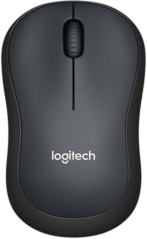 Logitech M220 - Silent Draadloze Muis - Grijs
