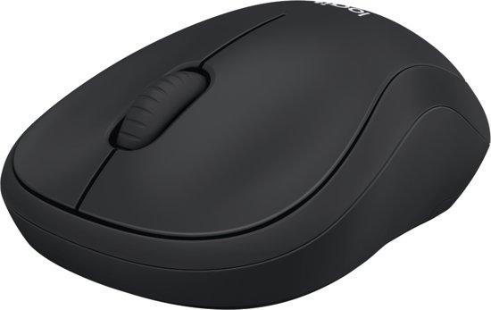 Logitech M220 - Silent Draadloze Muis - Zwart