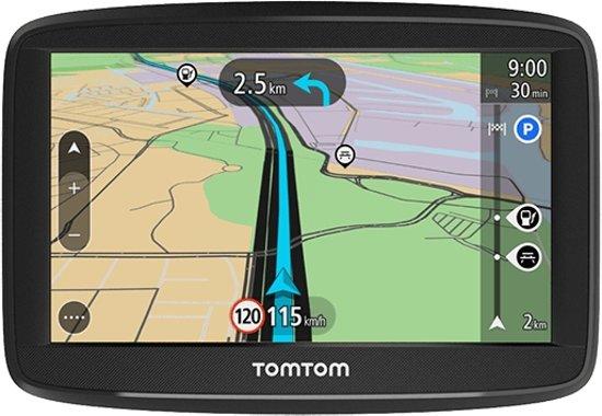 TomTom Start 42 Europa 45 landen + free LTM in Voort