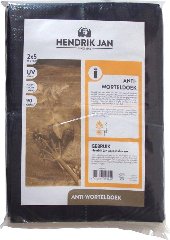 Hendrik Jan anti worteldoek 2 x 5 m