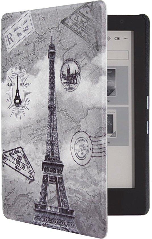 Shop4 - Kobo Aura H2O Edition 1 (2014) Hoes - Book Cover Eiffeltoren