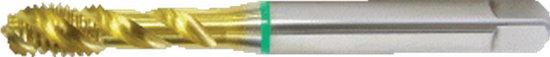 TIP machinetap, HSS-E Co geslepen, schroefdr metrisch, draadmaat M5