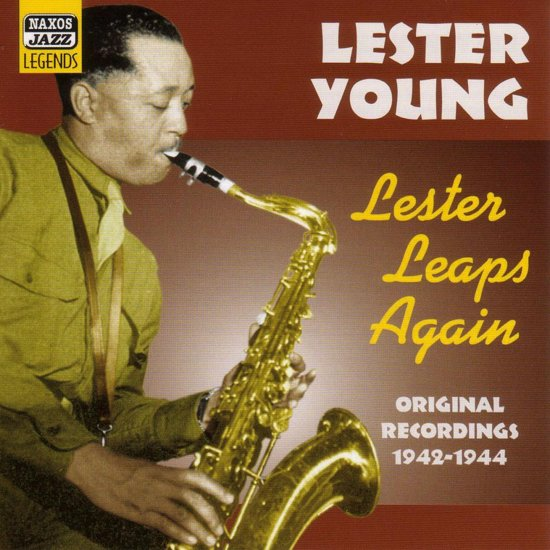 Young, Lester: Lester Leaps Ag