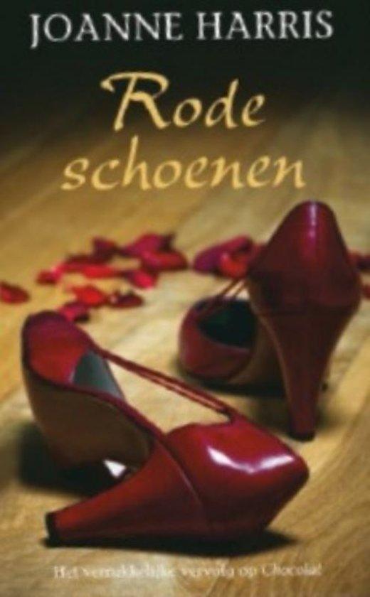 joanne harris rode schoenen