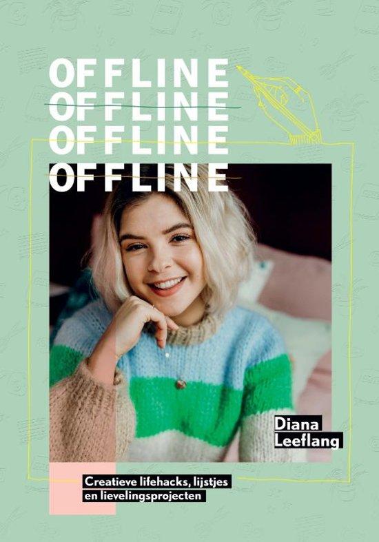 Boek cover Offline van Diana Leeflang (Paperback)