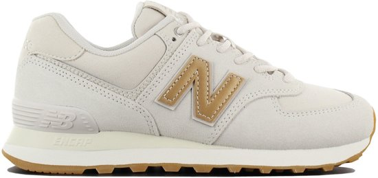 New Balance - Dames Sneakers WL574CLS - Wit - Maat 36 1/2