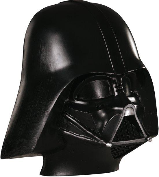 """""""Dark Vador™-masker uit Star Wars™ voor volwassenen/kinderen - Verkleedmasker - One size"""""""