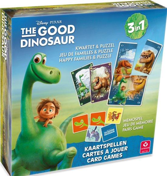 The Good Dinosaur - 3 in 1 - kwartetspel