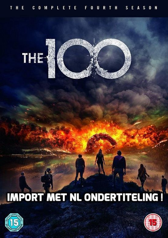 The 100 - Seizoen 4 (Import)