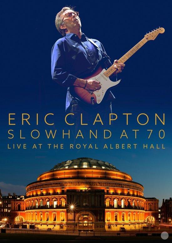 Eric Clapton - Slowhand At 70 - Live The Royal Albert Hall (DVD)