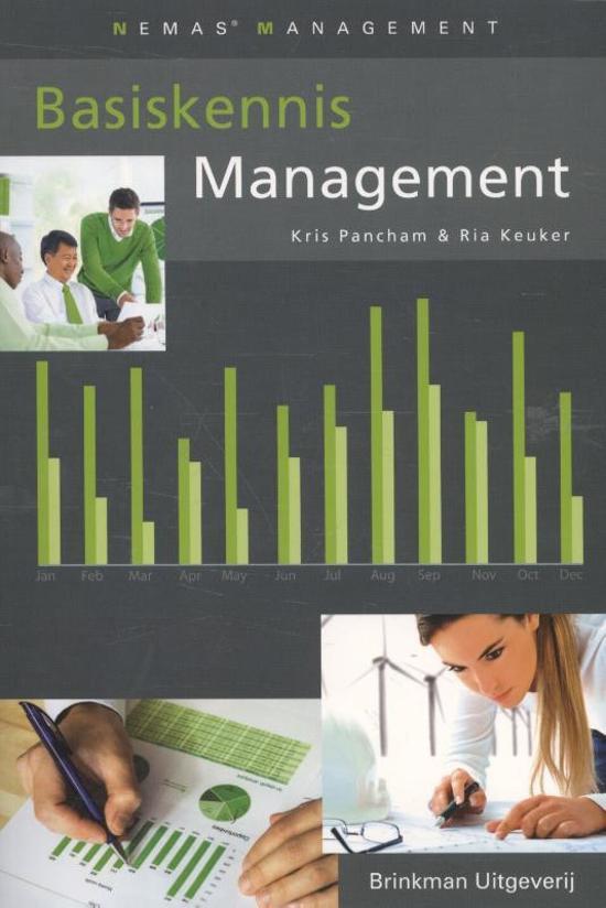 Nemas Basiskennis management - Kris Pancham