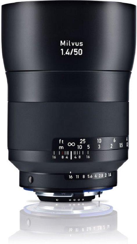 Carl Zeiss Milvus 50mm f/1.4 ZE Canon Mount