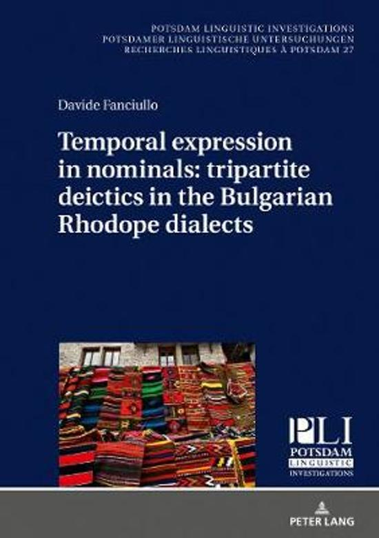 Temporal expression in nominals