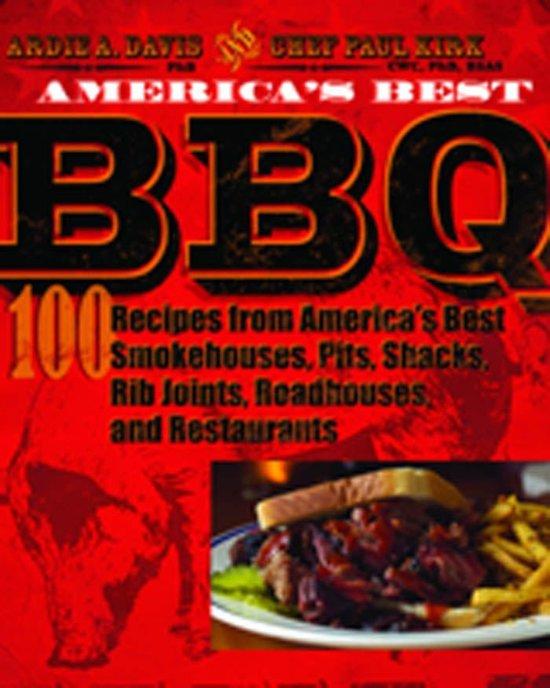 Boek cover Americas Best BBQ van Phb,Ardie A. Davis (Onbekend)