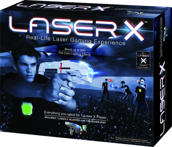 Laser X - Single Set - 1 Speler