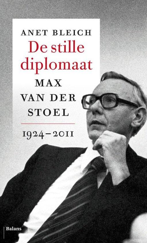 De stille diplomaat - Anet Bleich