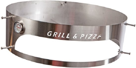 BBQPIZZA4YOU Grill- & Pizzaring Basic