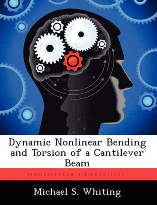 Dynamic Nonlinear Bending and Torsion of a Cantilever Beam