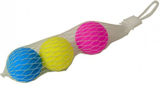 Beachball ballenset 3 stuks