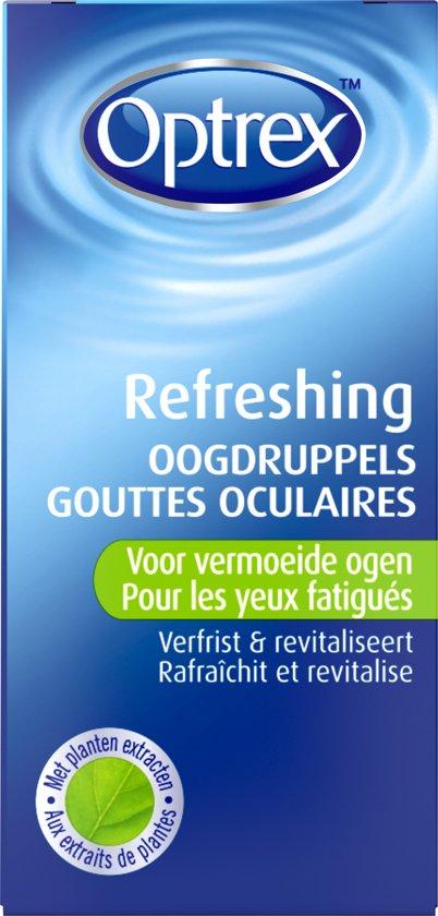 optrex refreshing eye drops instructions