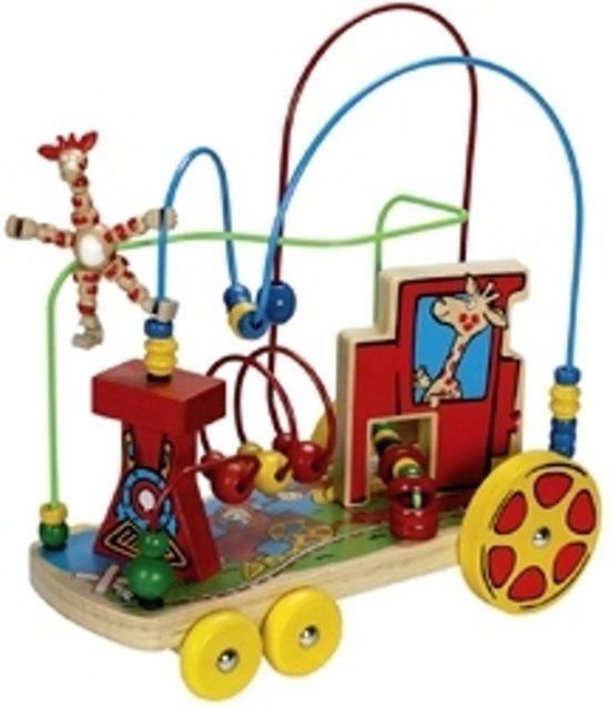 Afbeelding van het spel Spiraalspel Locomotief