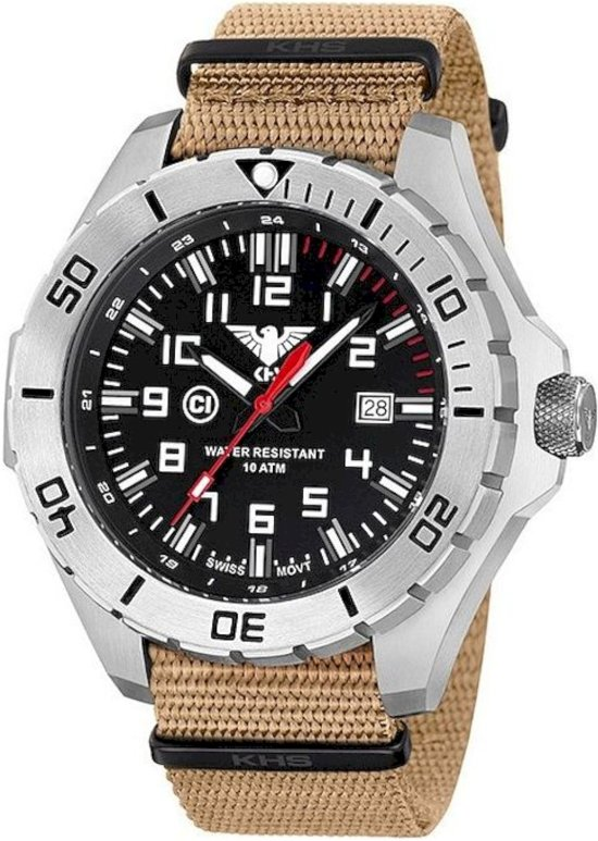 KHS Mod. KHS.LANS.NT - Horloge
