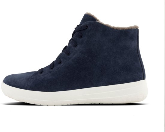 F-Sporty™ High-Top Sneaker Suede - Midnight Navy - 38