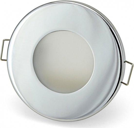 bol | dimbare phillips 5.5w gu10 badkamer inbouwspots zilver, Badkamer