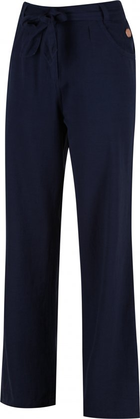 Blauw Dames Trouser Outdoorbroek Quinetta Regatta qSO6xwBf
