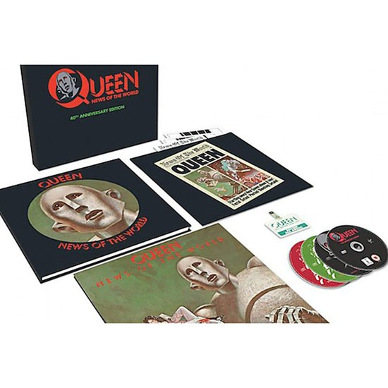 News Of The World (Limited 40th Anniversary Edition)