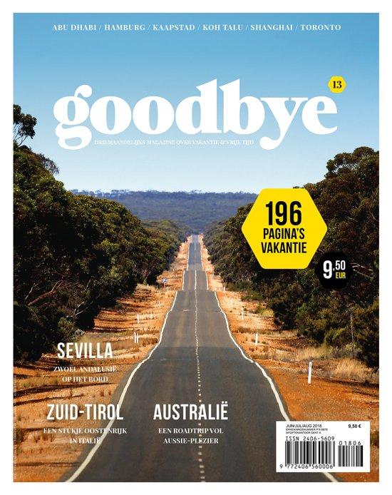 Goodbye magazine #13