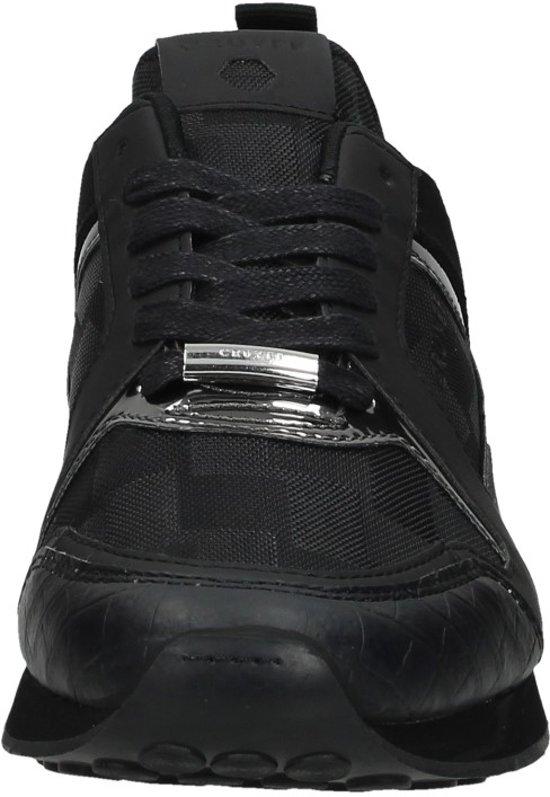 Zilver Heren Cruyff Lusso Zwart Sneakers zwqqEIX