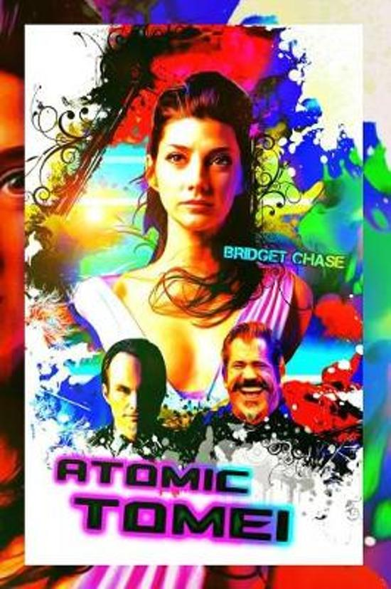 Atomic Tomei: Variant Satire Cover
