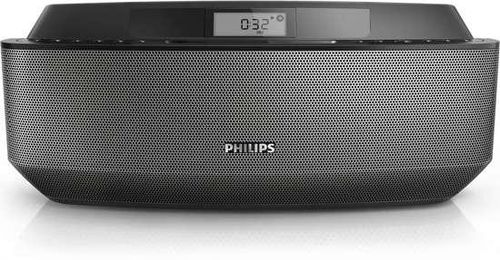 Philips AZ420 - Radio/Cd-speler - Zwart