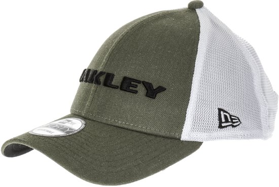 d921b218ff91da canada oakley heather new era cap verstelbaar dark brush 0778d da497