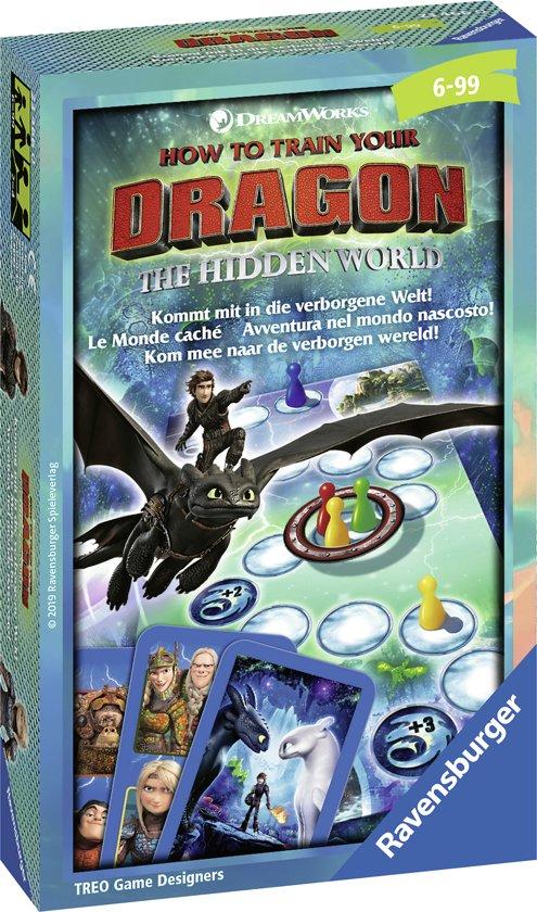 Ravensburger Dragons 3 De verborgen wereld - pocketspel