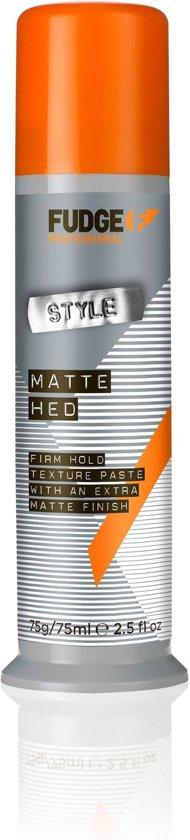 Fudge Wax Fudge Matte Hed - 75 ml - Wax
