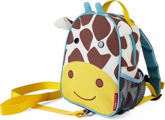 2969f66b487 bol.com | Skip Hop Zoo Rugzak met looplijn - Giraf