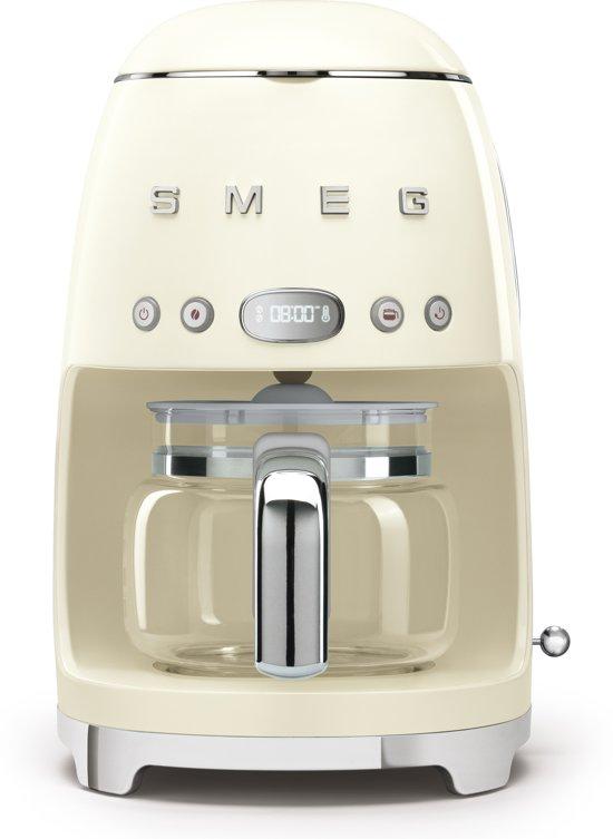 Smeg DCF01CREU Filter Koffiezetapparaat