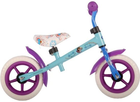 Disney Frozen Loopfiets 10 inch