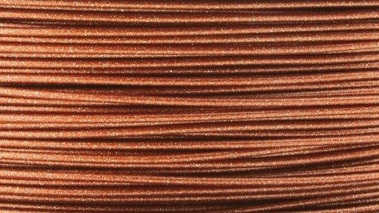 PLA+ Filament - Rood Metallic - 1.75mm - 750 g - FilRight Pro