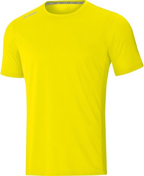 Jako Run 2.0 Shirt - Voetbalshirts  - geel - 152