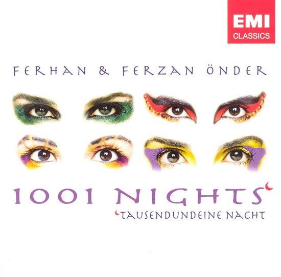 Oender, Ferhan / Oender, Ferza - 1001 Nights