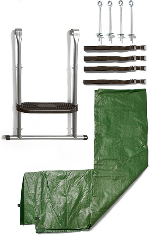 Plum Trampoline Accessoire Set à 244 cm