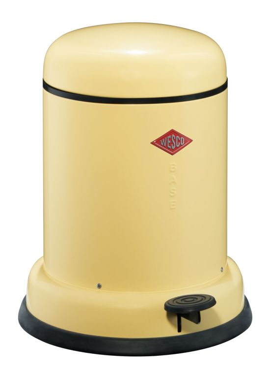 Wesco Baseboy Softclose Pedaalemmer 8 L
