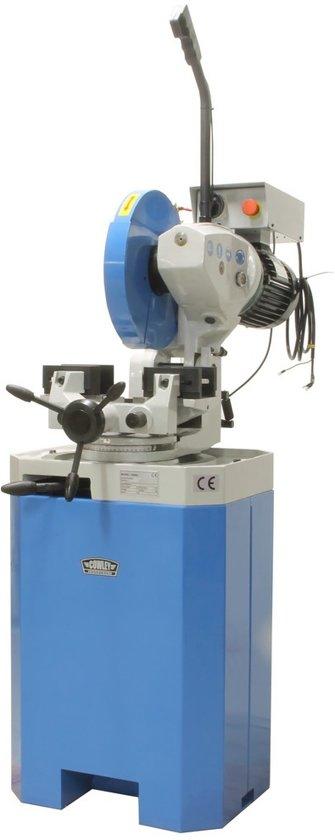 Metaalafkortzaag MW 350mm incl. zaagblad