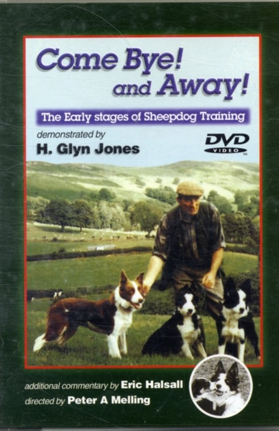 COME BYE! AND AWAY! DVD