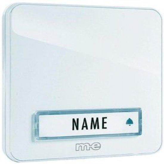 m-e KTA1WW deurdrukker wit