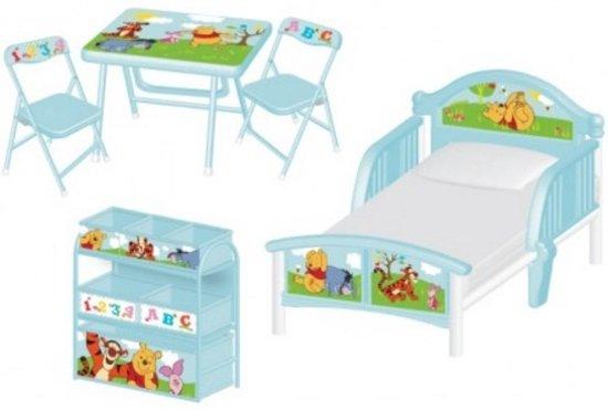 bol.com | Disney Winnie The Pooh Slaapkamer Set 5-delig